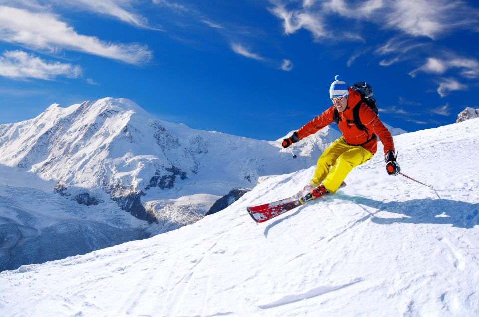 How To Get Your Body Fit For Your Skiing Holidays?